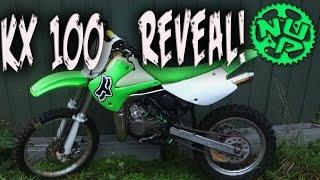 5. Kawasaki KX100 Reveal!