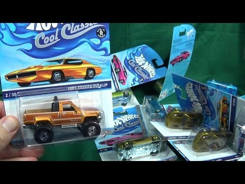 Mattel. What Are You Doing? Cool Classics 2014 F Case