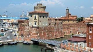 Livorno Italy  city photo : Port of Livorno, Italy (Villages of Cinque Terre)