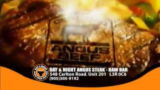 DAY & NIGHT STEAK & RAW BAR TV COMMERCIAL EP2 - CANTONESE