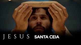 Novela Jesus exibe capítulo emocionante sobre a Santa Ceia