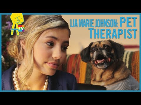 LiaMarieJohnson - Pet Therapist