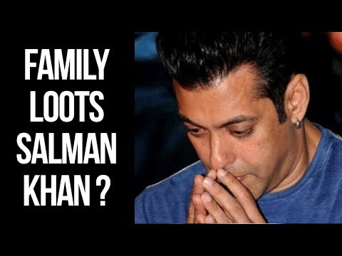 POOR Salman Khan Bankrupt, Family LOOTS Superstar,