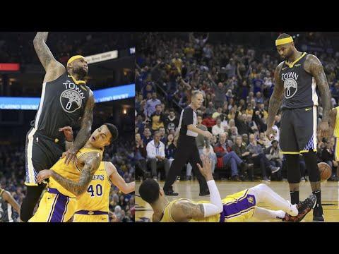 """NBA """"Savage Staredown"""" MOMENTS"""