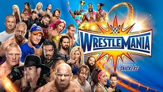 Nonton Wwe Wrestlemania 33 Full Show   Wwe Wrestlemania 33 2 April 2017 Film Subtitle Indonesia Streaming Movie Download