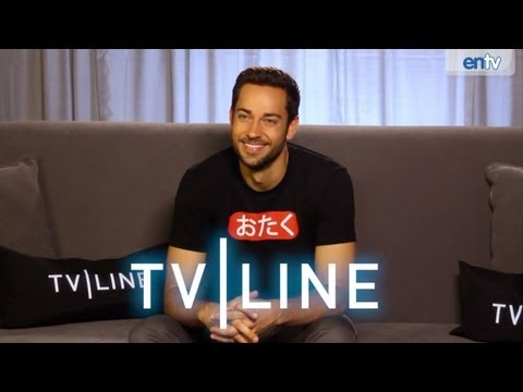 chuck - Michael Ausiello (TVLine) interviews Nerd HQ's Zachary Levi about a possible
