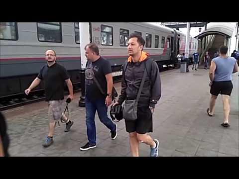 ČAČANI PUTUJU TRANSSIBIRSKOM ŽELEZNICOM MOSKVA-PEKING