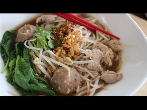 Boat Noodles Pt. 1 – Hot Thai Kitchen!