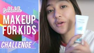Video Salshabilla #BEAUTY - MAKE UP FOR KIDS #CHALLENGE MP3, 3GP, MP4, WEBM, AVI, FLV Agustus 2018