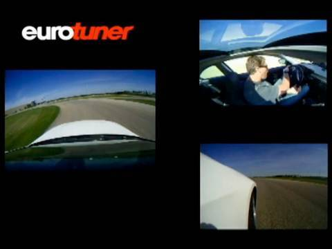 eurotuner 2009 Tire Test: DRY