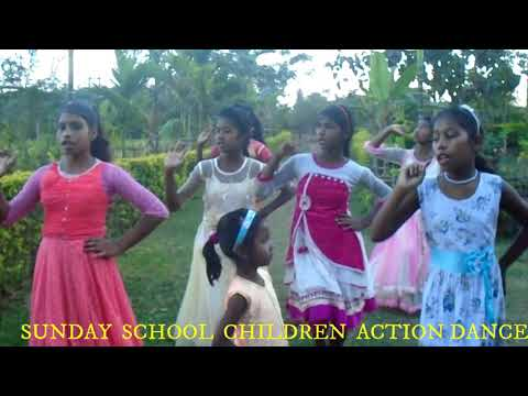 Yeshu Bolathe Apan Jesus Sadri Action Dance Video