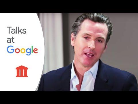 , title : 'Gavin Newsom: Citizenville, Talks at Google'