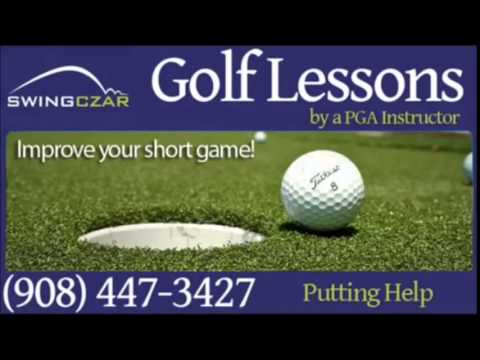 Professional Golf Lessons Scotch Plains NJ | (908) 447-3427
