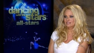 'Dancing With The Stars' Pamela Anderson Interview