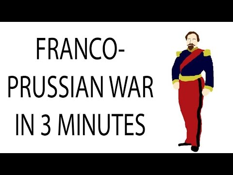 Franco-Prussian War | 3 Minute History