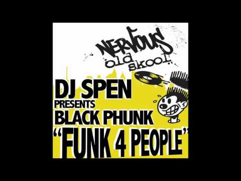 (1996) Black Phunk - Funk 4 People [A New Phunk Mix] (видео)