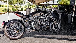 7. 2016 Ducati XDiavel S!! - My Test Ride Fail! | MotoVlog 277