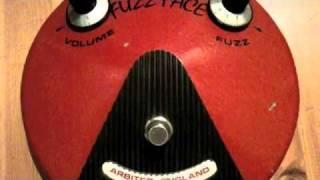 '66 Arbiter Fuzz Face !