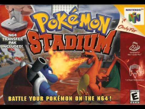 Pokemon Stadium OST - Map