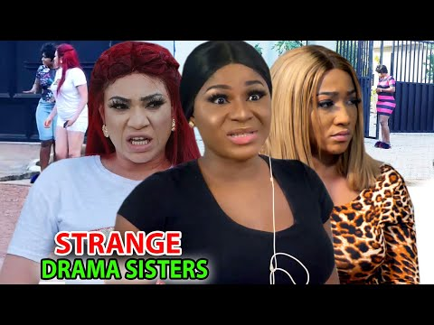 Strange Drama Sisters  FINAL  Season 5&6 - Destiny Etiko 2020 Latest Nigerian Nollywood Movie