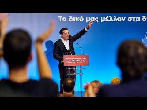 Αλ. Τσίπρας: Συνολικό σχέδιο αναβάθμισης της Δυτικής Αττικής