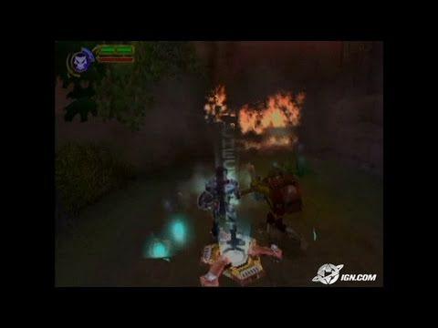 Maximo vs Army of Zin Playstation 2