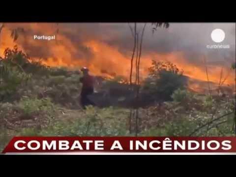 MOURA E BARRANCOS SEM MEIOS AÉREOS DE COMBATE A INCÊNDIOS
