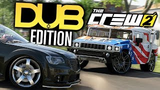 The Crew 2: DUB EDITION!? | 700HP FWD JELLY HUMMER?