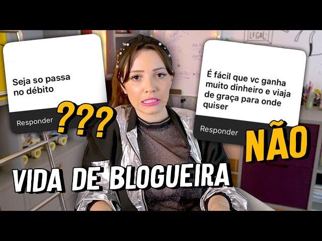 SUPOSIÇÕES VIDA DE BLOGUEIRA - Taciele Alcolea