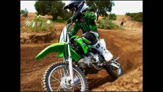 8. Motorcycle, Church Of MO-2010 Kawasaki KLX110 & KLX110L Review!!
