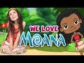 Download Lagu We Love Moana! | WigglePop | Finger Family Song | Videos For Kids Mp3 Free