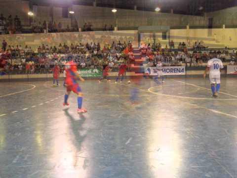 jota junior Copa Morena de Futsál Taboado 4 Alcinopolis 2