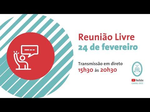 Reunião Livre Lisboa - 24 fevereiro 2021