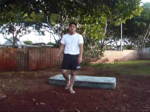 orenjiyumeboi - Hi everyone! Follow me on Twitter: @quincysolano I finally got off my lazy butt and was able to put together a video on how to do a back handspring! I didn't...