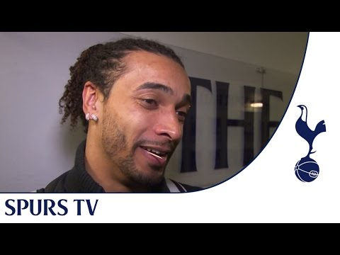 Ekotto - Benny is back! Watch his post-match interview after he played in Tottenham Hotspur's 3-0 win.