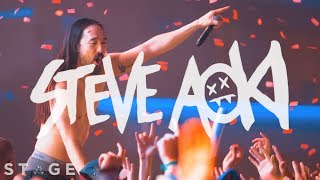 teve Aoki - My official aftermovie of the Steve Aoki party in BH Hotel / Stage in Magaluf - Mallorca 2017. Cake me! :) You need a...