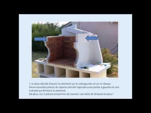Comment construire un barbecue exterieur la r ponse est for Construire un barbecue exterieur