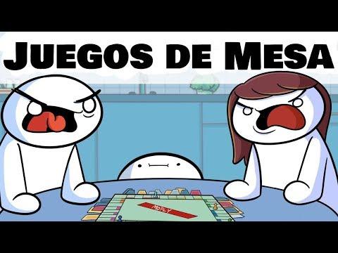Juegos de mesa   Tabletop Games [TheOdd1sout]   [Español]