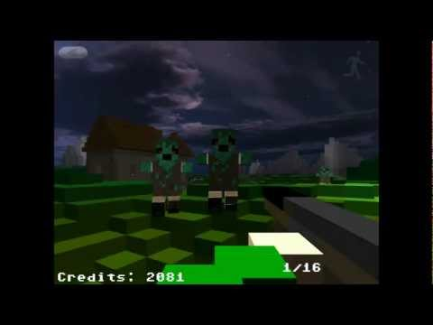 Video of Block Warfare: Zombies
