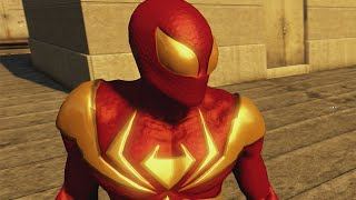 Video THE AMAZING SPIDER-MAN 2 VIDEOGAME - IRON SPIDER COSTUME SHOWCASE (Free Roam) MP3, 3GP, MP4, WEBM, AVI, FLV Juni 2018