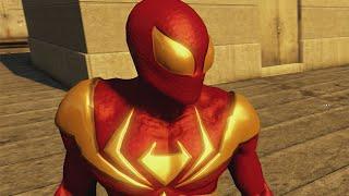 Video THE AMAZING SPIDER-MAN 2 VIDEOGAME - IRON SPIDER COSTUME SHOWCASE (Free Roam) MP3, 3GP, MP4, WEBM, AVI, FLV Agustus 2017