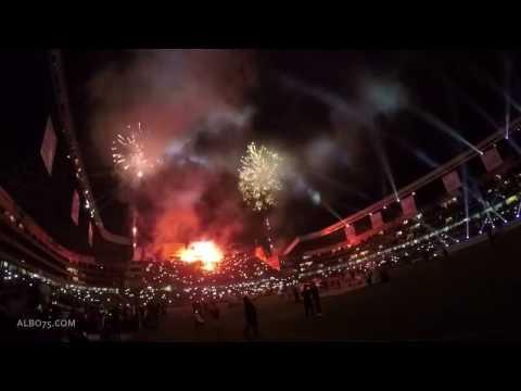Liga Deportiva Universitaria, Noche Blanca 2017 (mix de barras) - Muerte Blanca - LDU