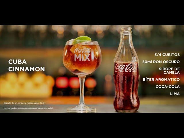 Cuba Cinnamon | Coca-Cola Mix