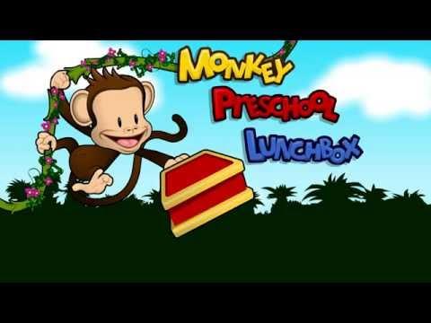 Video of Monkey Preschool Lunchbox