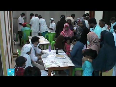 العرب اليوم - شاهد: مخاوف مِن تفشّي فيروس نادر في الهند