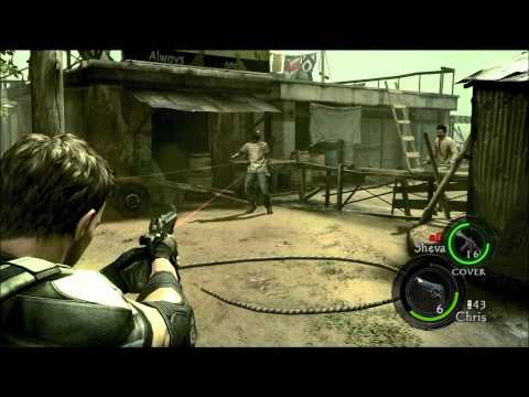 preview-Let\'s Play Resident Evil 5! - 005 - Down goes Mathison (ctye85)
