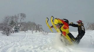 7. 2015 Ski Doo MXZ XRS 800