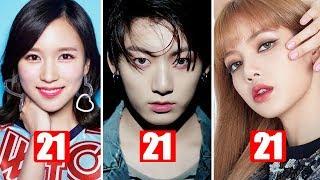 Video Blackpink Lisa Vs BTS Jungkook Vs Twice Mina Childhood/Transformation From 1 To 21 Years Old MP3, 3GP, MP4, WEBM, AVI, FLV November 2018