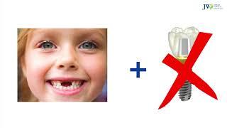 Tuổi nào cấy ghép răng implant là tốt nhất?