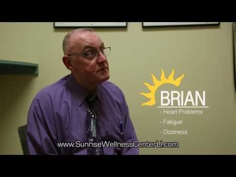 Brian – Heart Problems, Fatigue, and Dizziness